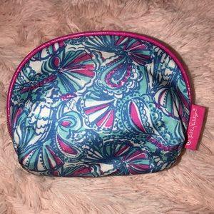 Lilly Pulitzer for Target Cosmetics bag